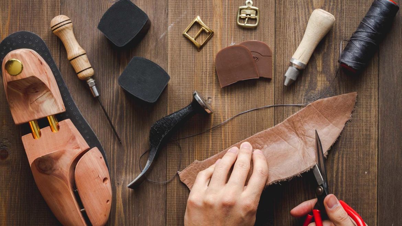 Schuh Reparatur